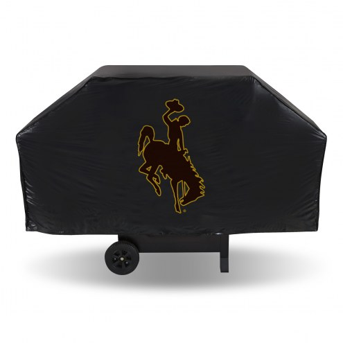 Wyoming Cowboys Rico Vinyl Grill Cover