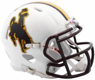 Wyoming Cowboys Riddell Speed Mini Collectible Football Helmet