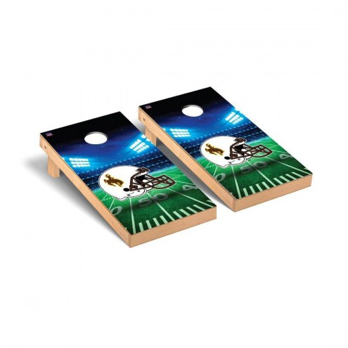 Wyoming Cowboys Stadium Cornhole Game Set