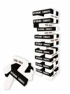 Wyoming Cowboys Table Top Stackers