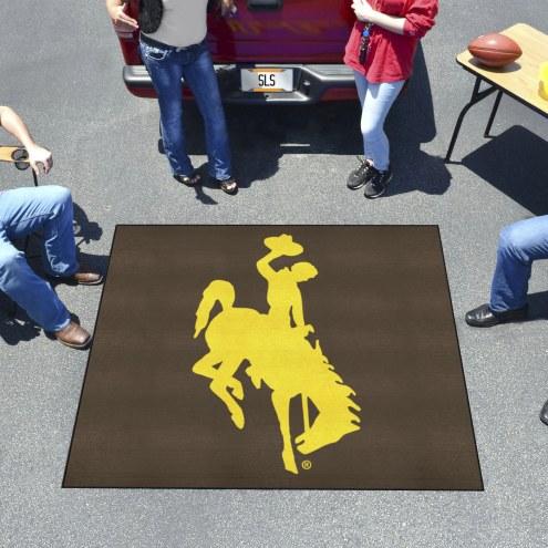 Wyoming Cowboys Tailgate Mat
