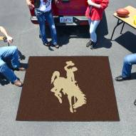 Wyoming Cowboys Tailgate Mat