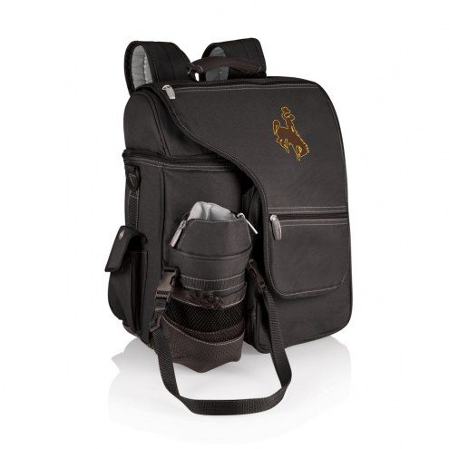 Wyoming Cowboys Turismo Insulated Backpack