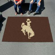 Wyoming Cowboys Ulti-Mat Area Rug