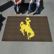 Wyoming Cowboys Ulti-Mat Area Rug