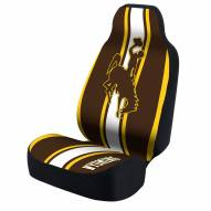 Wyoming Cowboys Universal Bucket Car Seat Cover
