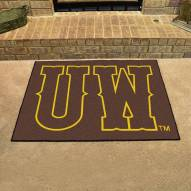 "Wyoming Cowboys ""UW"" All-Star Mat"