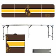 Wyoming Cowboys Victory Folding Tailgate Table