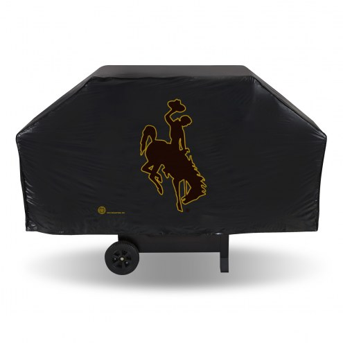 Wyoming Cowboys Vinyl Grill Cover