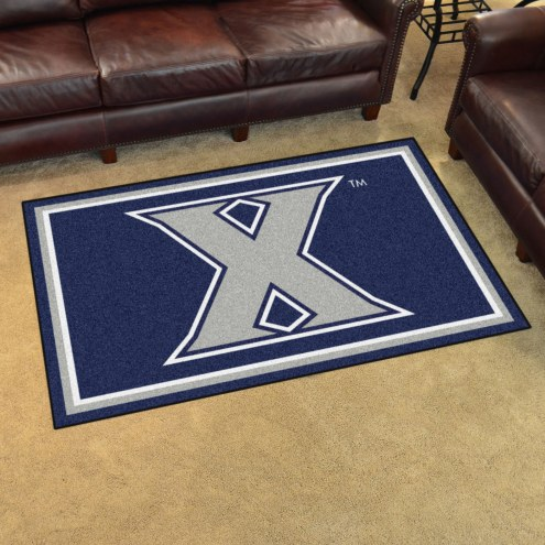 Xavier Musketeers 4' x 6' Area Rug
