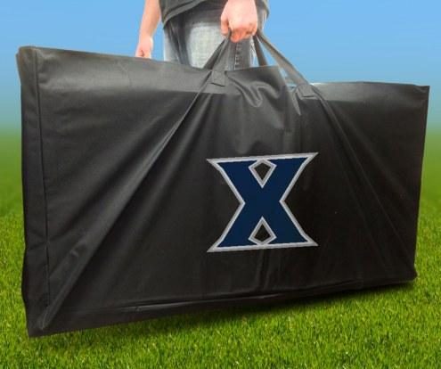 Xavier Musketeers Cornhole Carry Case