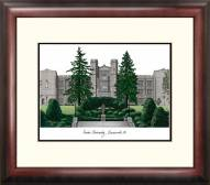 Xavier Musketeers Alumnus Framed Lithograph