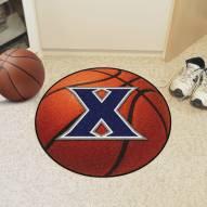 Xavier Musketeers Basketball Mat