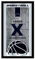 Xavier Musketeers Basketball Mirror