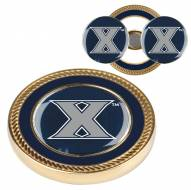 Xavier Musketeers Challenge Coin with 2 Ball Markers