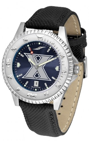 Xavier Musketeers Competitor AnoChrome Men's Watch
