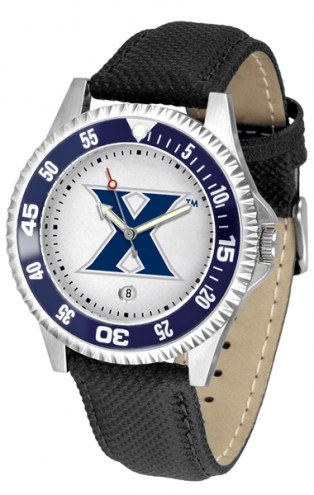 Xavier Musketeers Competitor Men's Watch