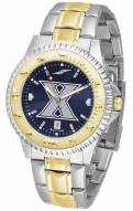 Xavier Musketeers Competitor Two-Tone AnoChrome Men's Watch