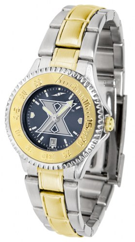 Xavier Musketeers Competitor Two-Tone AnoChrome Women's Watch