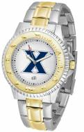 Xavier Musketeers Competitor Two-Tone Men's Watch