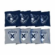 Xavier Musketeers Cornhole Bag Set