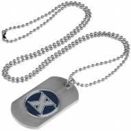 Xavier Musketeers Dog Tag