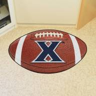 Xavier Musketeers Football Floor Mat