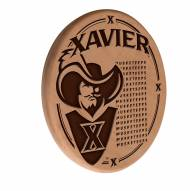 Xavier Musketeers Laser Engraved Wood Sign