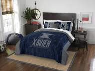 Xavier Musketeers Modern Take Full/Queen Comforter Set