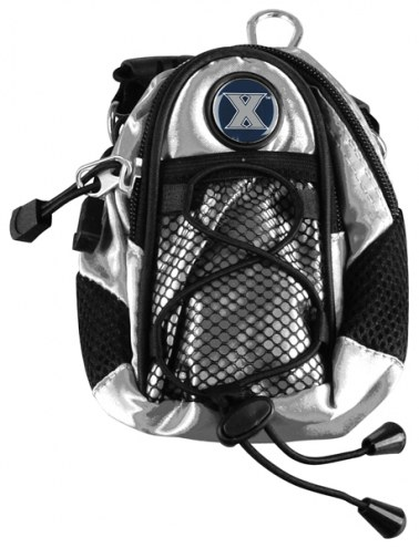 Xavier Musketeers Silver Mini Day Pack