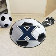 Xavier Musketeers Soccer Ball Mat