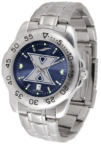 Xavier Musketeers Sport Steel AnoChrome Men's Watch