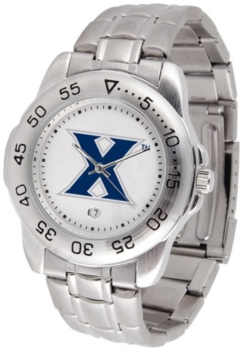 Xavier Musketeers Sport Steel Men's Watch