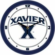 Xavier Musketeers Traditional Wall Clock