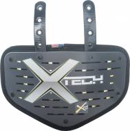 XTECH Vented 5-Panel Football Shoulder Pad Back Plate