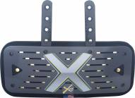 XTECH Vented Rectangle Football Shoulder Pad Back Plate