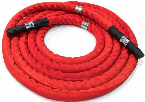 Xtreme Monkey 30 ft Nylon Undulation Rope with Protective Sleeve
