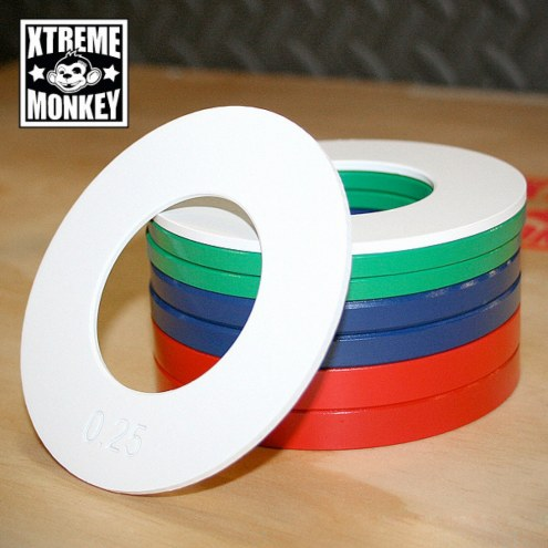 Xtreme Monkey Fractional Plate Weight Set