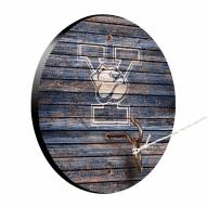 Yale Bulldogs Weathered Design Hook & Ring Game