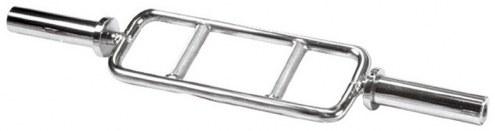 York 2 inch International Chrome 3 Ft Triceps Bar