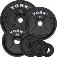 York 2 inch International Olympic Weight Plate
