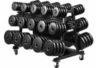 York Aerobic Weight Set - Club Pack
