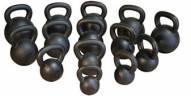 York Hercules Cast Iron Kettlebells - LBS