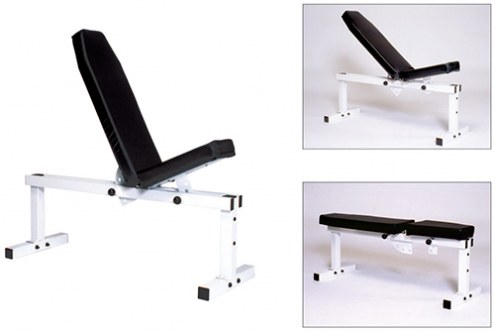 York Pro Series 305 - Front/Back Adjustable Bench