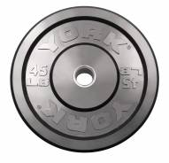York Solid Rubber Training Bumper Plate