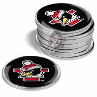 Youngstown State Penguins 12-Pack Golf Ball Markers