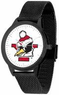Youngstown State Penguins Black Mesh Statement Watch