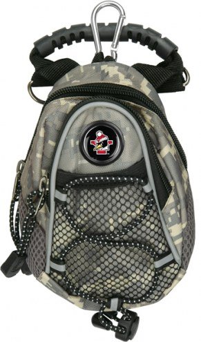 Youngstown State Penguins Camo Mini Day Pack