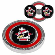 Youngstown State Penguins Challenge Coin with 2 Ball Markers