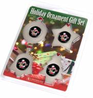 Youngstown State Penguins Christmas Ornament Gift Set